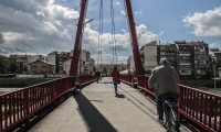 червения мост ..