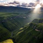Дракон пази най-високото място в Южна Африка