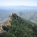Великата китайска стена – гигантската азиатска серпентина