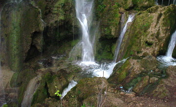 Bachkovo_Waterfall