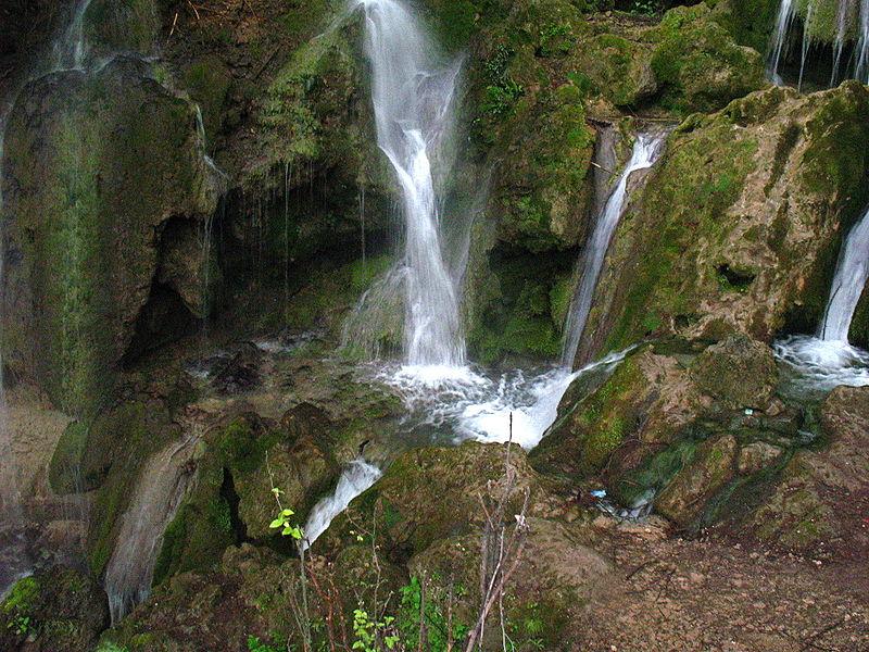 Bachkovo_Waterfall