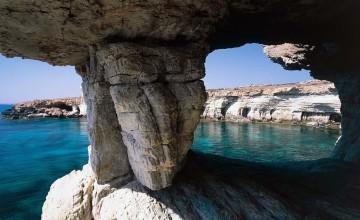 Cape Greco sea caves, Cyprus 20130723