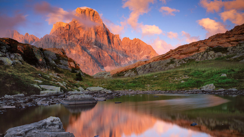 Cimon della Pala, Dolomites, Italy