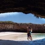 Playa del Amor – скритият плаж на любовта