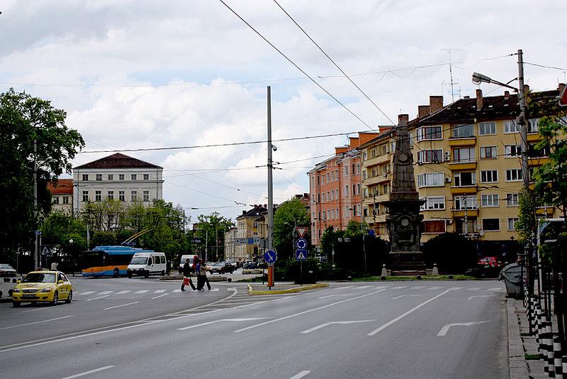 Monument-to-Vasil-Levski