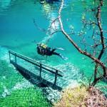 Подводният парк на Австрия