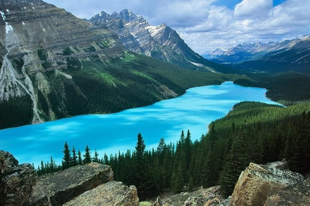 Country With More Than 3 Million Lakes, Canada