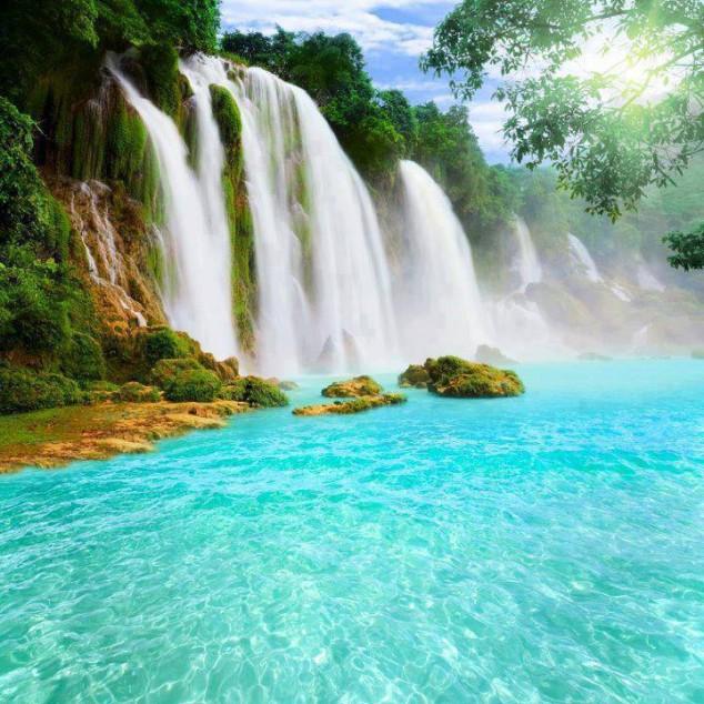 Detian Waterfall, China