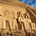 Абу Симбел - Храмът на Рамзес II и Нифертити