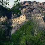 Сумела - най-старият православен манастир, сгушен в скалите на Турция