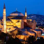 """""""Света София"""" - храмът на мъдростта в Истанбул"""
