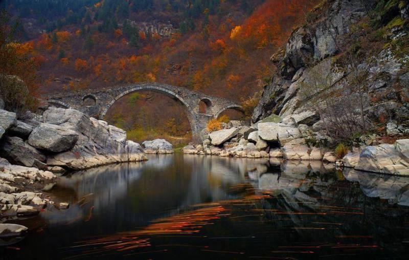 Дяволският мост, България