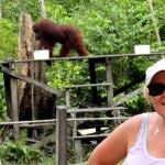 Мариела и Цецо Елвиса в Индонезия – приключения с вулкани, орангутани и лашкане на кораб в открития океан