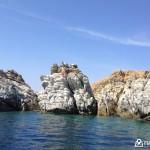 Амулияни - уникални заливи, острови, скали и бистро море
