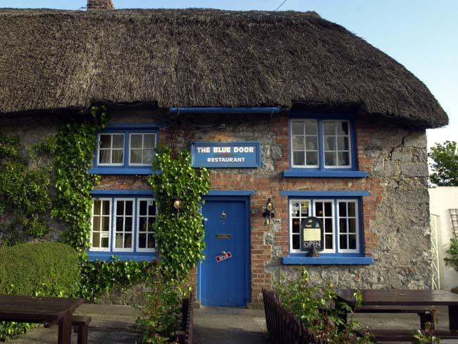 The-Blue-Door-in-Adare-Co-Limerick