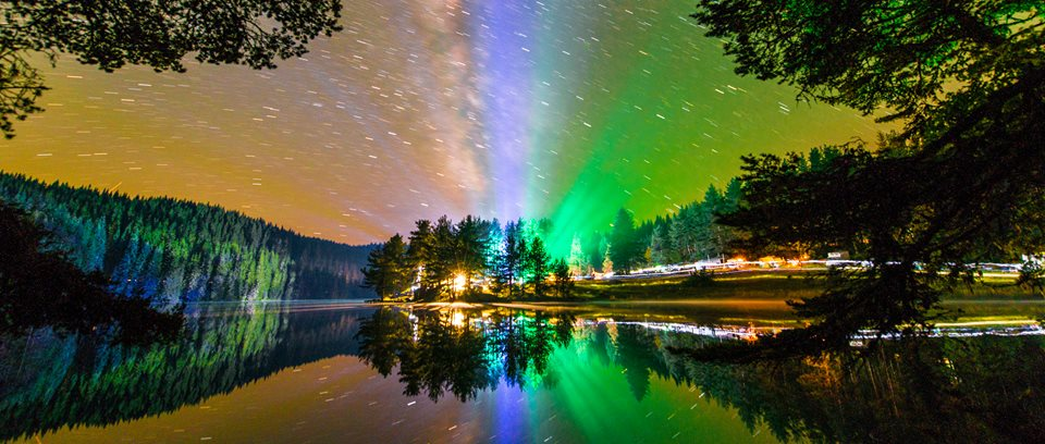 Нощни светкавици на Беглика