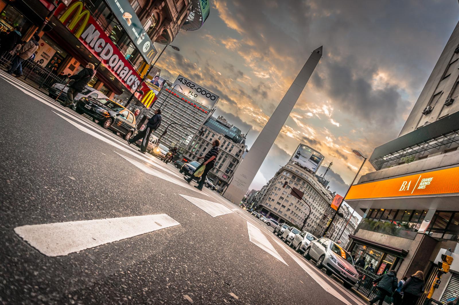 Buenos Aires Obelisk