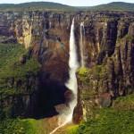Анхел – най-високият водопад в света