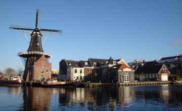 Windmill De Adriaan