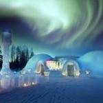 Добре дошли в снежния хотел на Северния полярен кръг