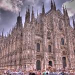 Миланската катедрала – белият готически шедьовър