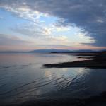 Лековитото Голямо солено езеро в Юта