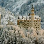 Нойшванщайн – замъкът, който вдъхнови Чайковски и Уолт Дисни