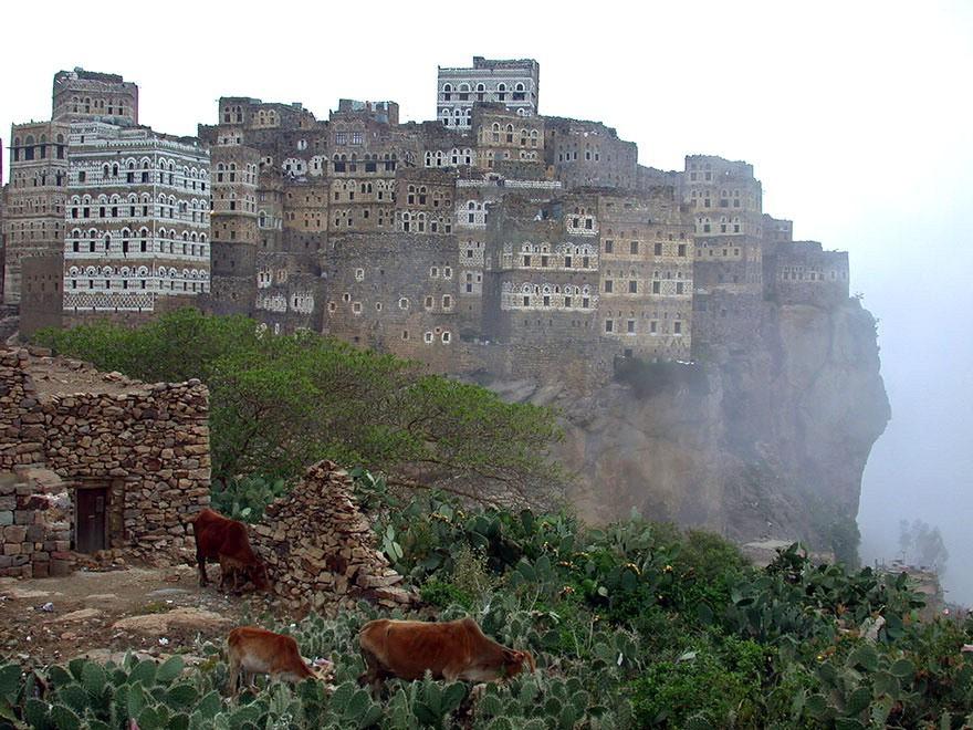 Ал Хаджера, Йемен