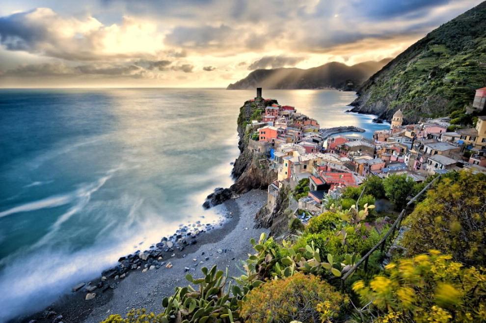 Вернаца, Италия