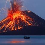 Вулканът Кракатау – красота, която може да бъде унищожителна