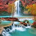 Водопадът Хавасу – съкровището на Гранд Каньон