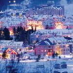 20 удивителни места, които показват какво е зимна приказка