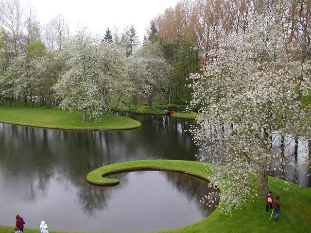 Градина на космическите размишления, Шотландия