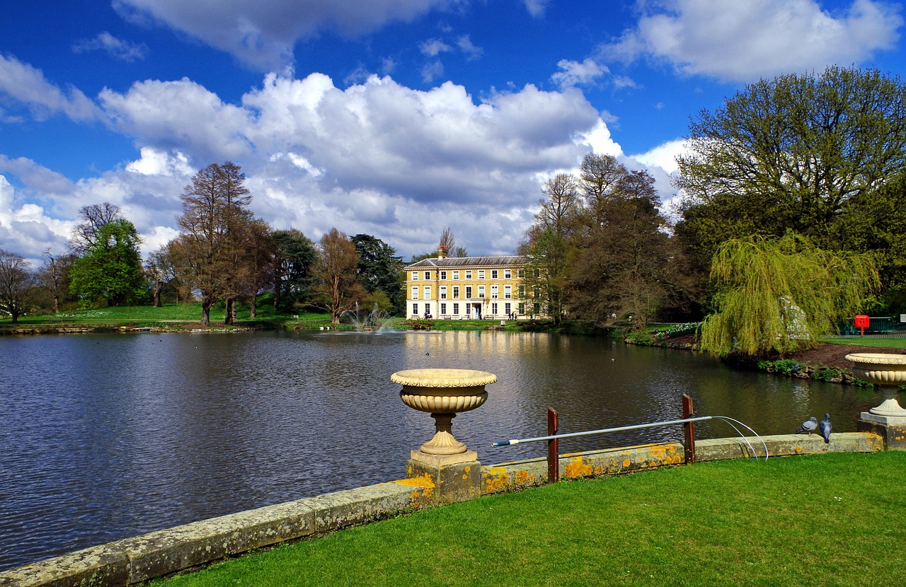 Кралската ботаническа градина, Англия