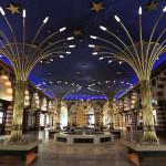 Ето така изглежда отвътре най-големият мол в света - грандиозният Dubai Mall