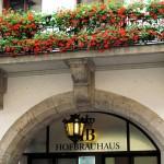 Хофбройхаус – най-старата немска пивоварна
