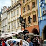 Златна Прага – полъх на революция и дом на империи