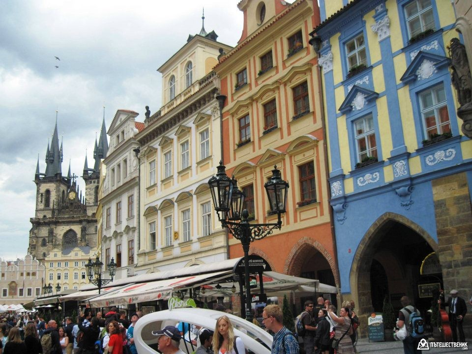 Прага-4