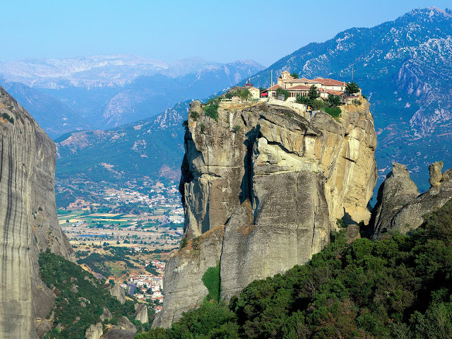 Meteora, Thessaly, Greece 1