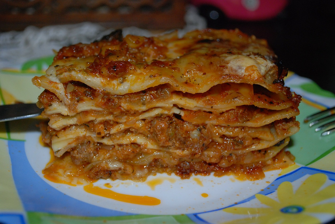 lasagna-283254_1280