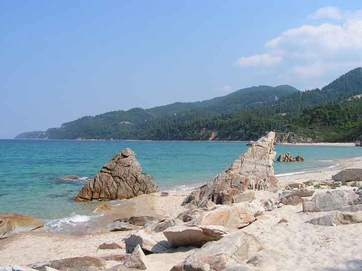 thessaloniki greece beach