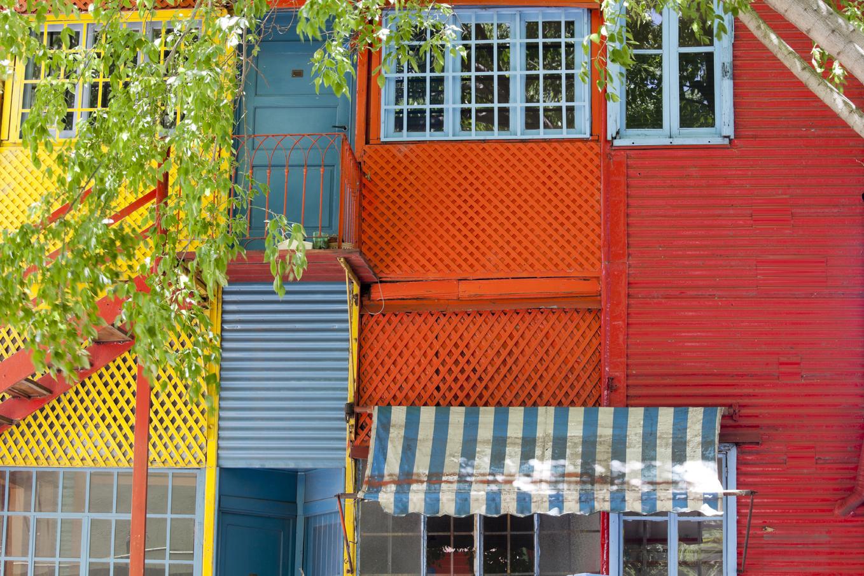 La Boca neighborhood, Buenos Aires, Argentina