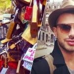 DJ Diass: Бях силно запленен и очарован от красотата на Амстердам