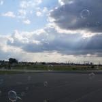 Летището, превърнато в огромен парк