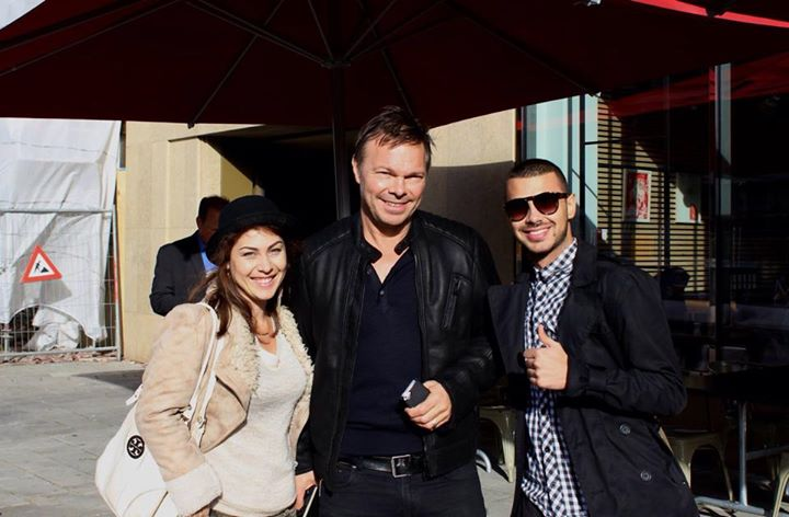 WITH THE LEGEND PETE TONG