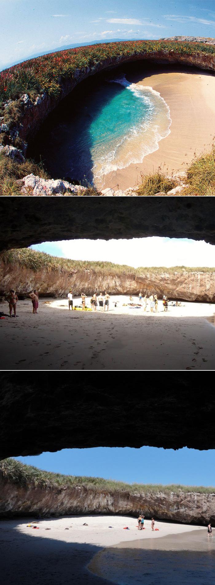 10Hidden-Beach-–-Marieta-Islands-–-Puerto-Vallarta-Mexico