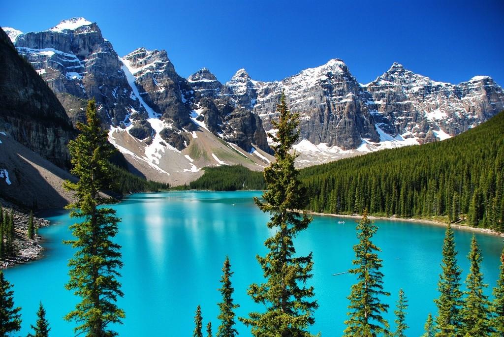 Banff-Alberta-Kanada