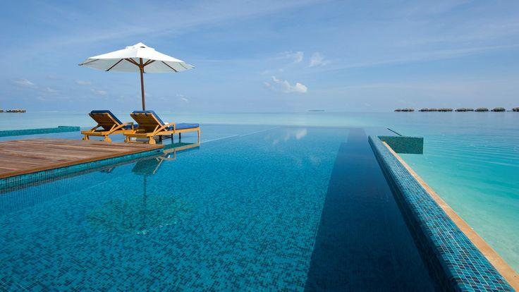 Conrad Maldives Rangali Island, Малдивите