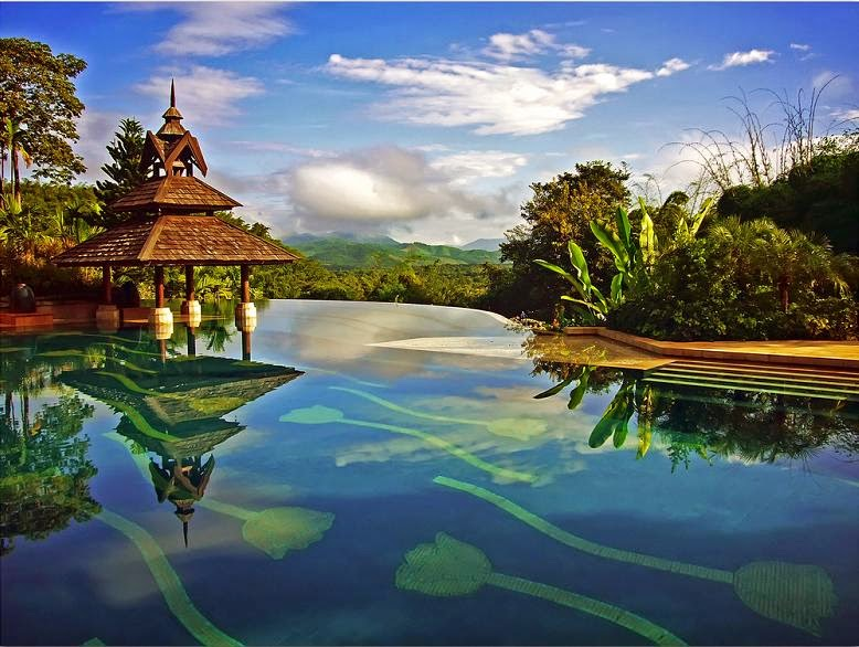 Golden Triangle Resort, Тайланд
