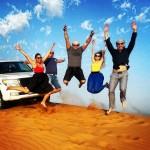 Невероятно приключение и незабравима емоция – пустинно сафари в Дубай